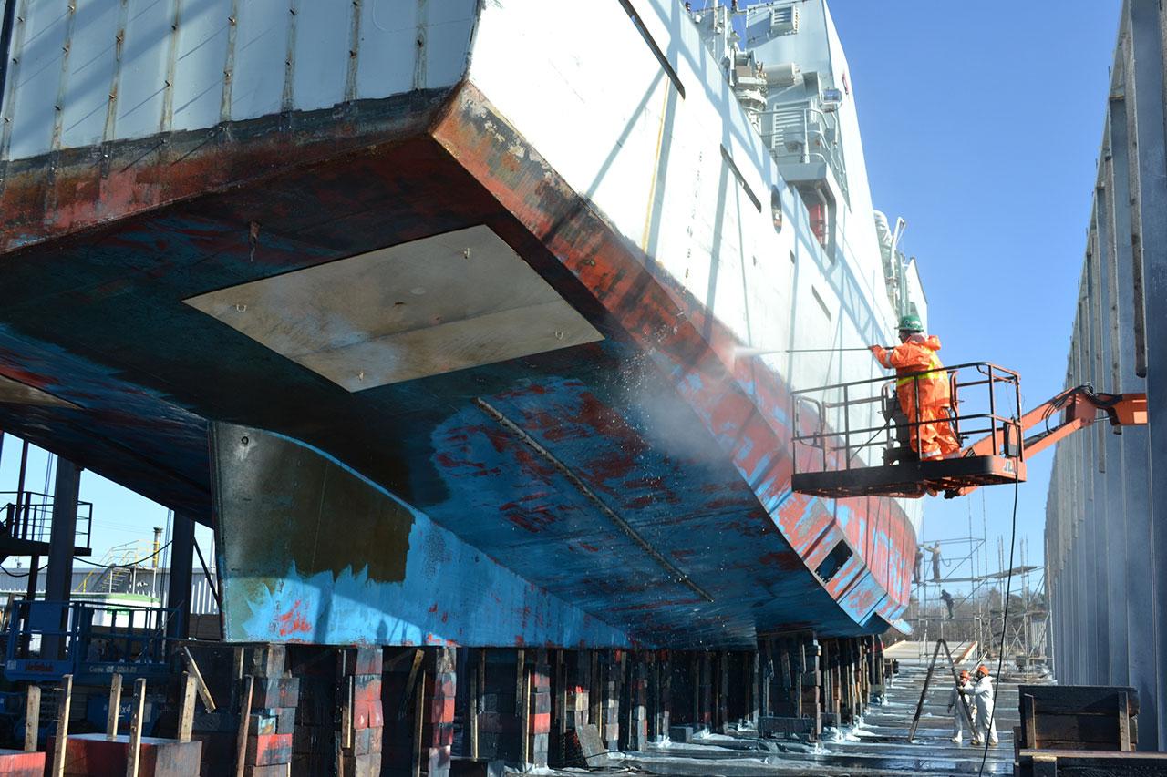 Shipyard Tradesmen