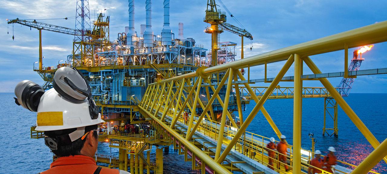 Deepsea Oil Rigs